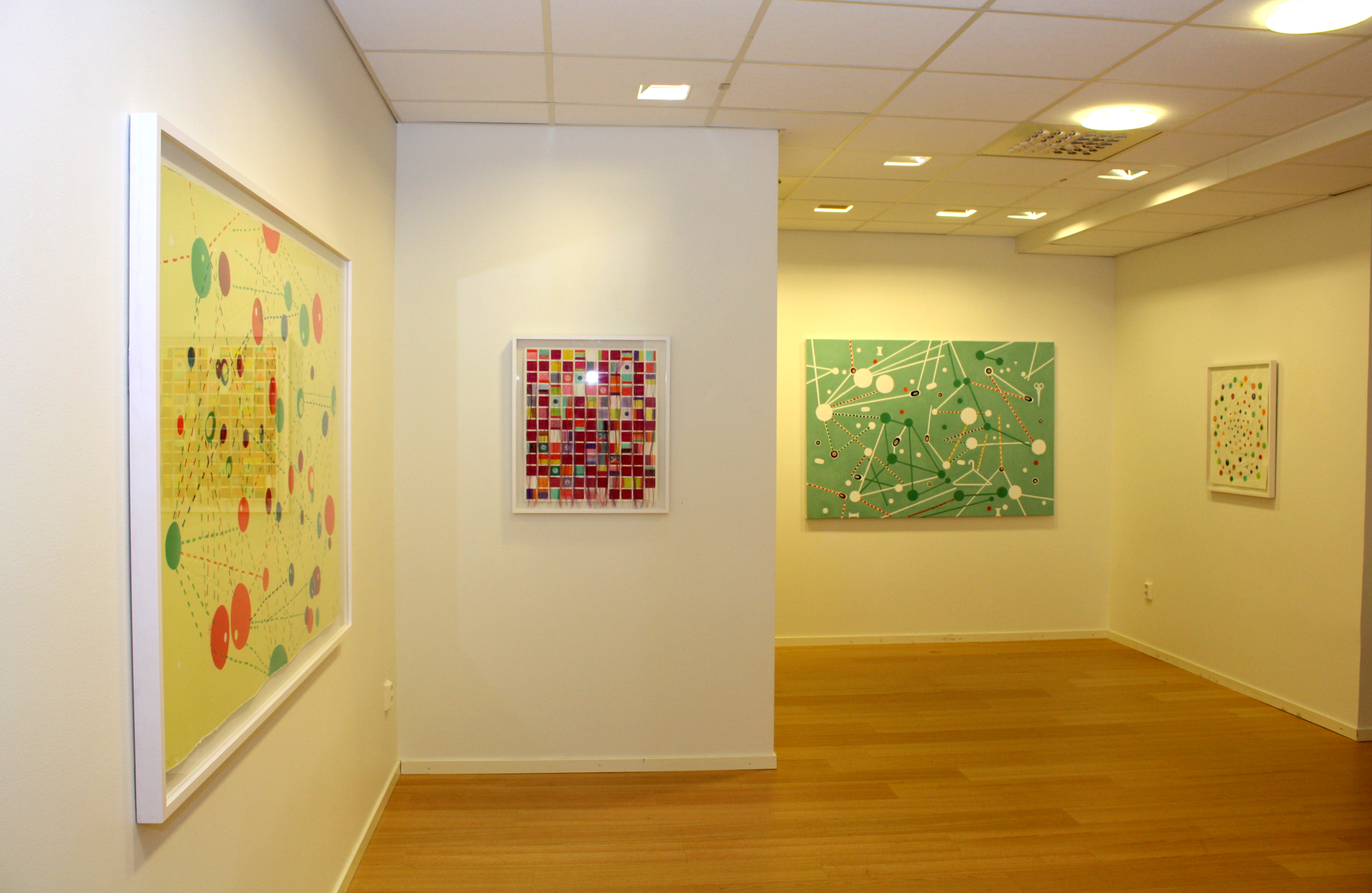 "Galleri Alva ""Follow the dot"" 8/11-3/12"