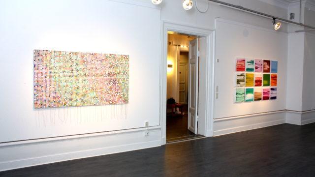 """""""Patchwork quilt"""" Härnösands konsthall 24/11 2012 -5/1 2013"""